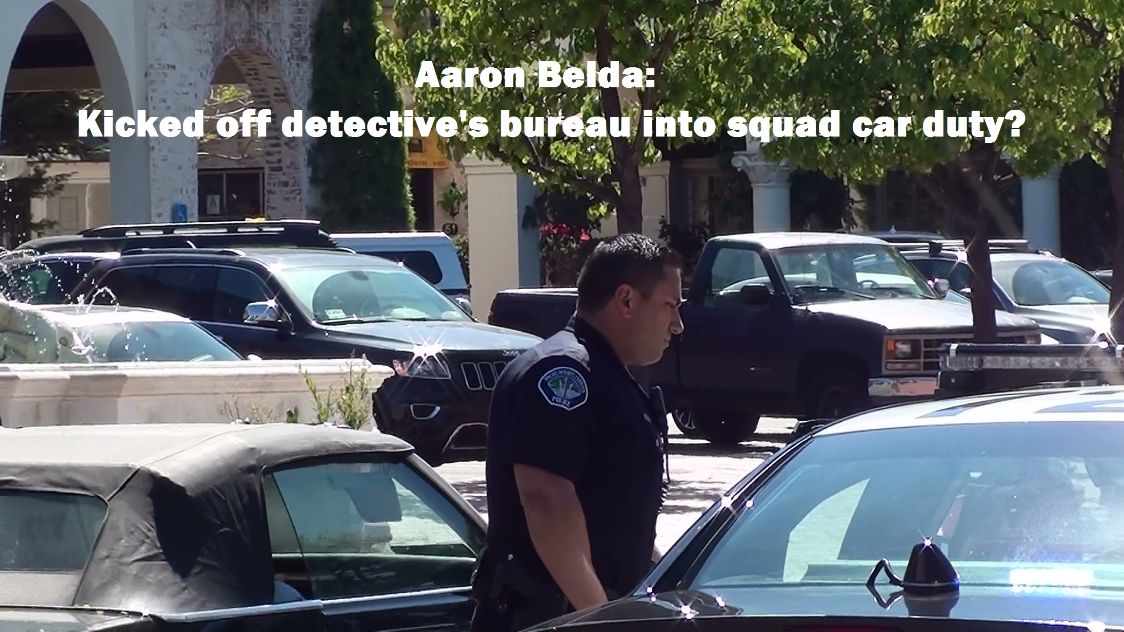 ALB PVE Malaga Cove Plaza Entering Car 03-27-2015 - Captioned