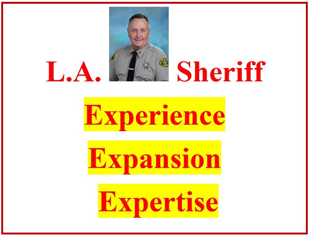 Who Truly Has Deep Experience with Criminals and Can Enlarge to Engage Sizable Threats?  Every single week, LASD deputies counter criminal activity around LA County that a PVEPD officer may never encounter; in the event of a serious criminal outbreak, the LASD can expand its local PVE force three-fivefold within one hour.