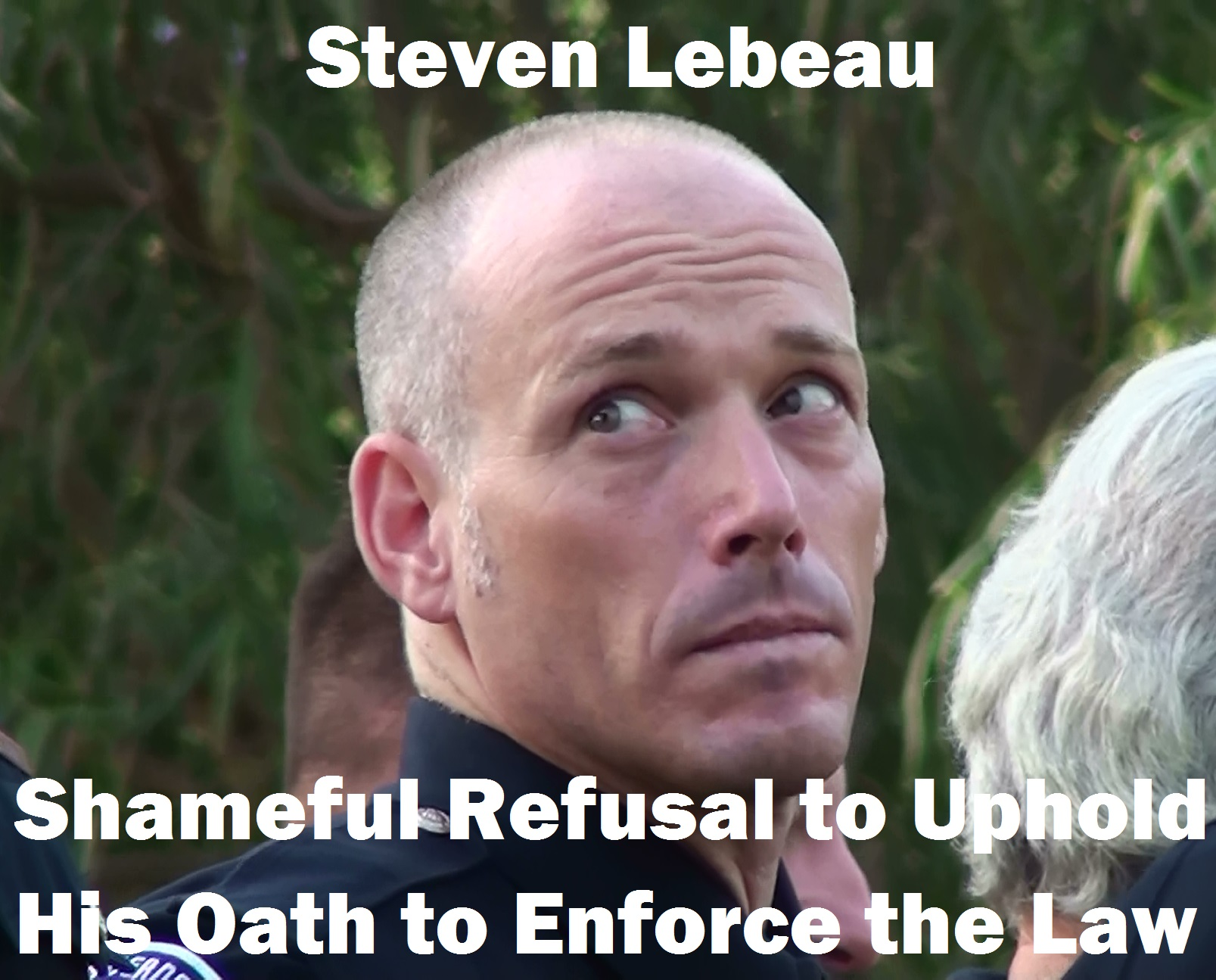 Lebeau Steve Photo Day Crinkled Forehead 09-22-2015 - Cropped & Annotated