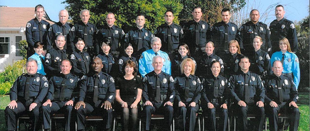 Los Alamitos Police Department Photo 12-2015