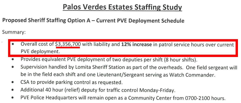 PVE Dahlerbruch LASD Staffing Study 09-28-2016 Excerpt
